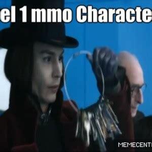 Mmo Memes - level 1 mmo characters by infinitroller meme center
