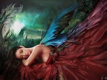 Fairy Fairies Wallpapers Pretty Fantasy Desktop Background