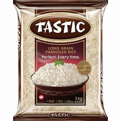 Rice Tastic 2kg Za Grain Parboiled Pasta