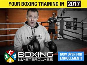 Learn Boxing Online with a Champion