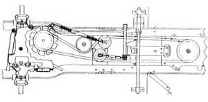 i need the craftsman lawn mower drive belt diagram