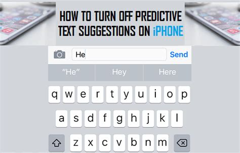 remove predictive text iphone how to turn off predictive text suggestions on iphone Remov