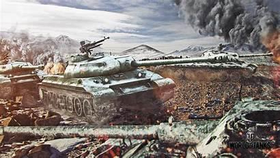 Tanks Games Wot Bigworld Army Wallpapers Desktop