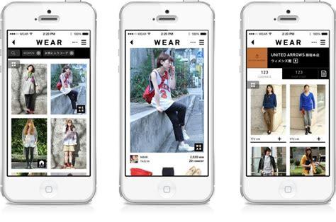clothing apps for iphone スタートトゥデイからファッションアプリ wear がリリース お洒落をもっと楽しもう ゆふきちのiphone
