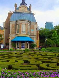 Beautiful Garden At France Pavilion Photograph By Lingfai