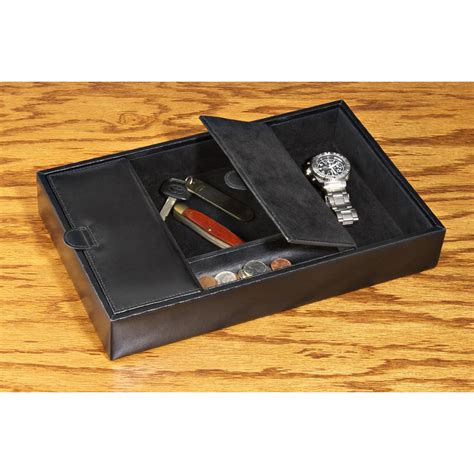 Mens Dresser Valet by S Dresser Valet 122295 Jewelry At Sportsman S Guide