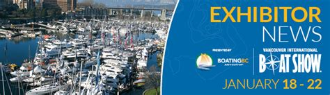 Boat Show Vancouver 2019 by 2017 Exhibitor Products Vancouver International Boat Show