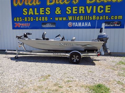 Xpress Boats Crappie by New Xpress Xp7 Boats For Sale Boats