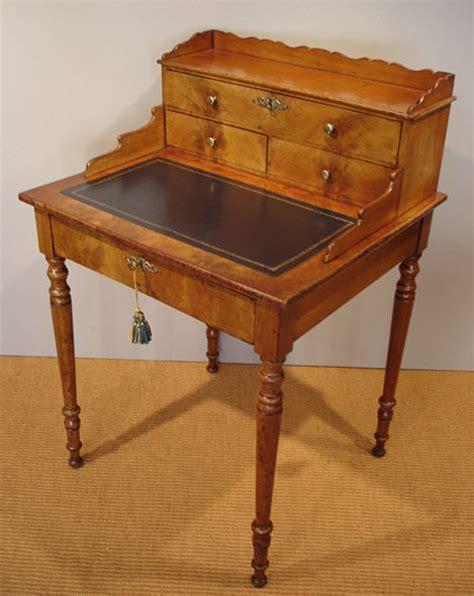 bureau bonheur du jour ancien bonheur du jour antique mahogany writing desk