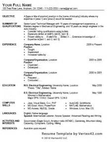 Even Point Excel Template Free Resume Template For Microsoft Word