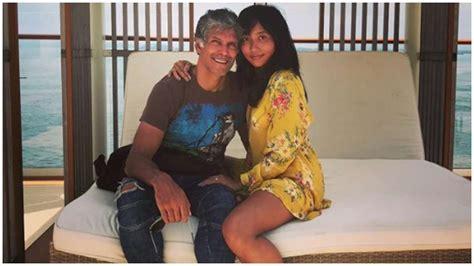 Milind Soman On Wife Ankita Konwar S Reaction To His Sex