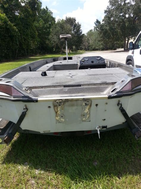 Ranger Bass Boat Hull For Sale by Ranger Bass Boat The Hull Boating And Fishing Forum