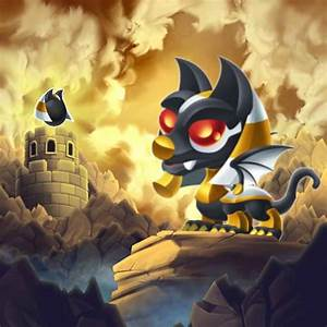 Anubis Dragon Information In Dragon City