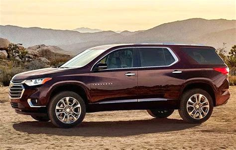 2019 Chevy Traverse Specs, Review And Price  Suggestions Car
