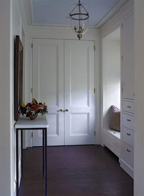 kathryn scott design studio gorgeous foyer  tray