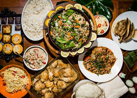 filipino food finds  place   american mainstream