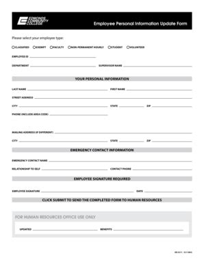 update contact information form template update contact information form template gallery template design ideas