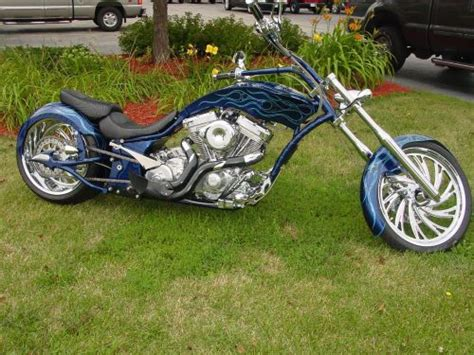 2008 Custom Built Motorcycles Chopper For Sale On 2040-motos