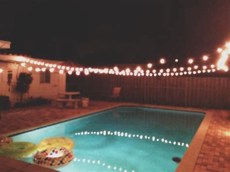 string lights pool 81 best images about lighting rental atlanta on