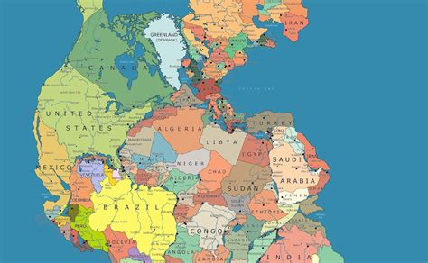 What did Pangea, the ancient supercontinent, really looked ...