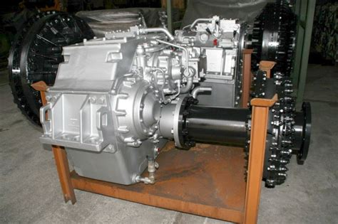 Ship Gearbox by Zf Ship Reserving Gearbox Buy Used Surplex Auctions