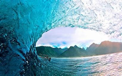 Teahupoo Ocean Waves Tahiti Biggest Film Surf