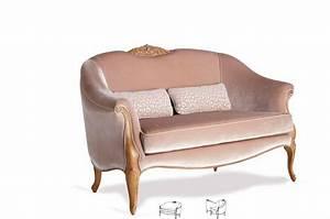 Canapé Rose Poudré : 40 beau canap rose kse4 fauteuil de salon ~ Teatrodelosmanantiales.com Idées de Décoration