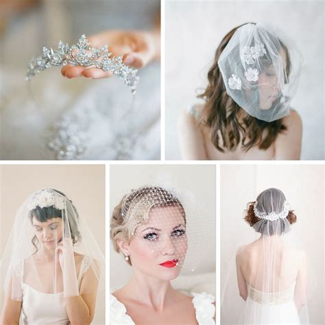 20 bridal hair accessories for the 1950s loving