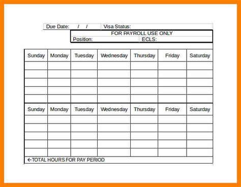 payroll timesheet template pay stub format