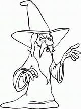 Coloring Beard Merlin Beards Wizard Bulk Bulkcolor Grey Quotes sketch template