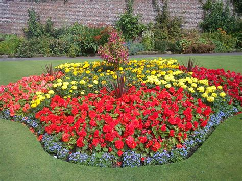 flower bed ideas  ultimate touch   nature
