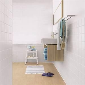 bien choisir son parquet pour la salle de bains marie claire With parquet salle d eau