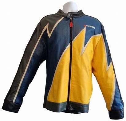 Jacket Cafe Suzuki Racer Yellow Schott Nyc