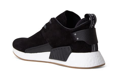 nmd  black  sneakers adidas men shoe chapter