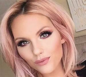 Coupe Courte Tendance 2019 : coupe carr e tendance 2018 2019 coiffure simple et facile ~ Dallasstarsshop.com Idées de Décoration