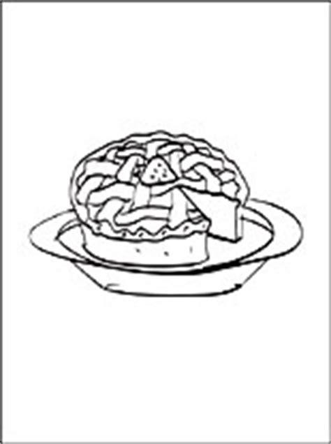 coloriage de tarte  colorier coloriage  imprimer gratuit