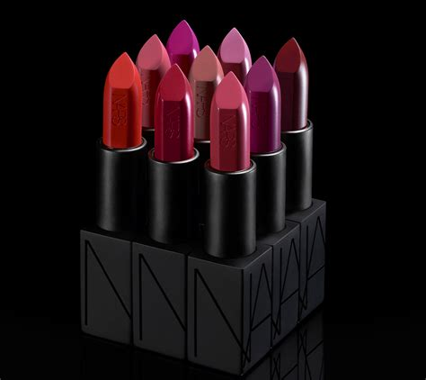 nars lipstick new nars celebrates 20 year anniversary with lipsticks