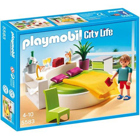 chambre parents playmobil chambre avec lit rond playmobil city 5583 la