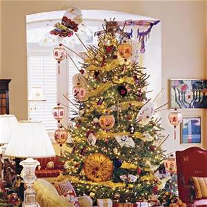 Christmas Tree with Asian Flair Southern Living