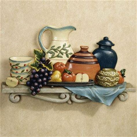 Italian Wall Decor For Kitchens - tuscany kitchen wall plaque from touch of class italian