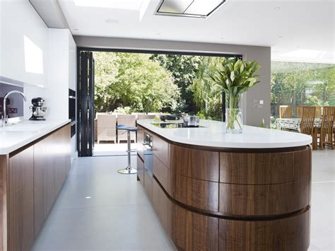 kitchen design uk 8 stylish luxury kitchens real homes 4502
