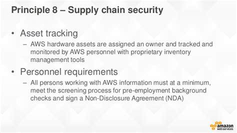 cloud security guidance  cesg  aws