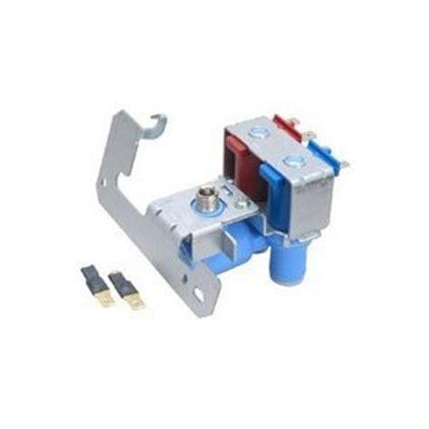 amazoncom  replacement part ge refrigerator dual solenoid inlet water valve part