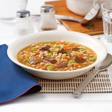 orge recettes cuisine soupe boeuf et orge recettes cuisine et nutrition