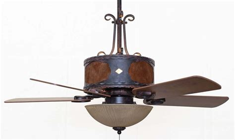 rustic bathroom fan lights copper forge ceiling fan rustic lighting and fans