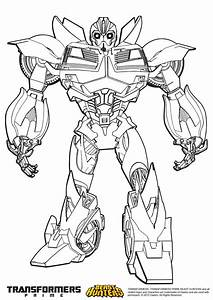Transformers Bumblebee Coloring Pages for Kids - Coloring ...