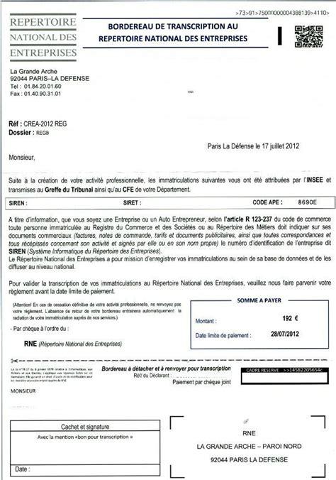 bureau registre des entreprises registre national des entreprises ordre des kin 233 s 49