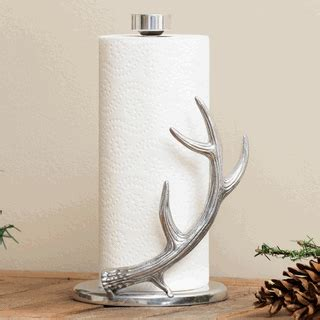 antler paper towel holder antler elegance paper towel holder 4146