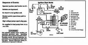 Need Schematic Drawing Of Onan 300-3763 Circuit Board