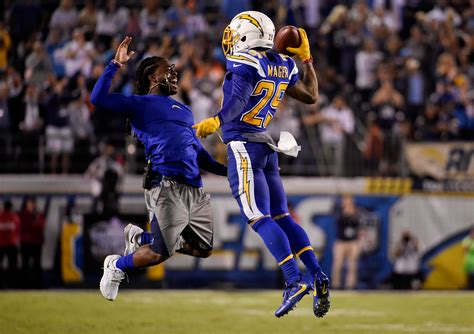 Rivers Leads Chargers To 21-13 Victory Against Broncos